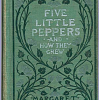 Charli Remembers: THE FIVE LITTLE PEPPERS book