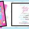 H.C. L. Book Tour: THAT GIRL by Leslie DJ
