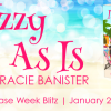 BOOK RELEASE: IZZY AS IS by Tracie Banister