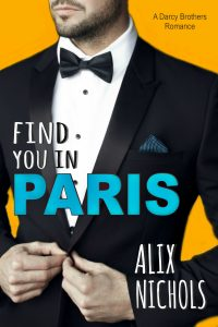 Find You in Paris Book Cover