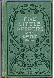 5 little peppers
