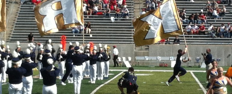 Charli Loves Autumn: Life in the Marching Band