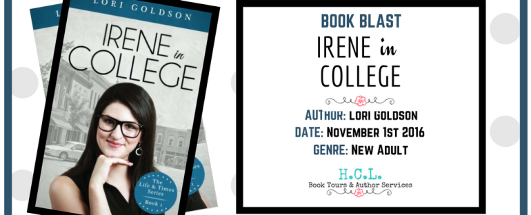 H.C.L. Book Blast: IRENE IN COLLEGE