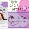 BOOK TOUR: Click.Date.Repeat Again