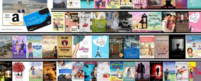 BIG BEACH BUNDLE GIVEAWAY! 54 Books and More!