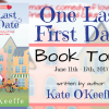 BOOK TOUR: ONE LAST FIRST DATE