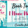 Book Tour: I HAVE NEVER by Camilla Isley