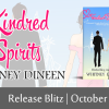 RELEASE BLITZ: Kindred Spirits by Whitney Dineen