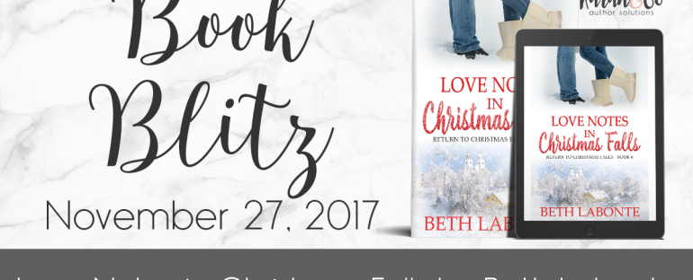 Book Blitz: Love Notes in Christmas Falls