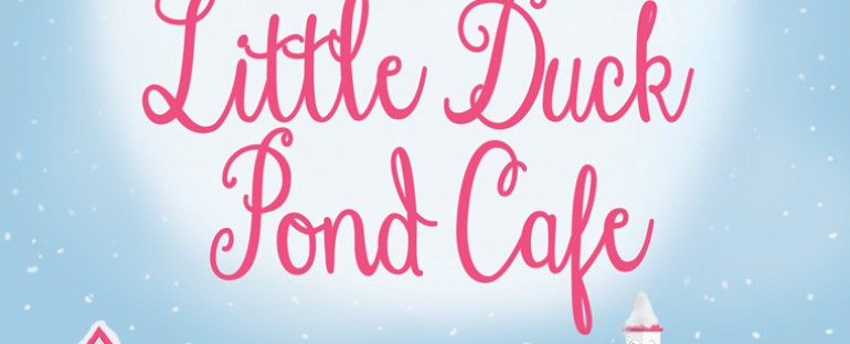 COVER REVEAL: Snowed In at The Little Duck Pond Cafe