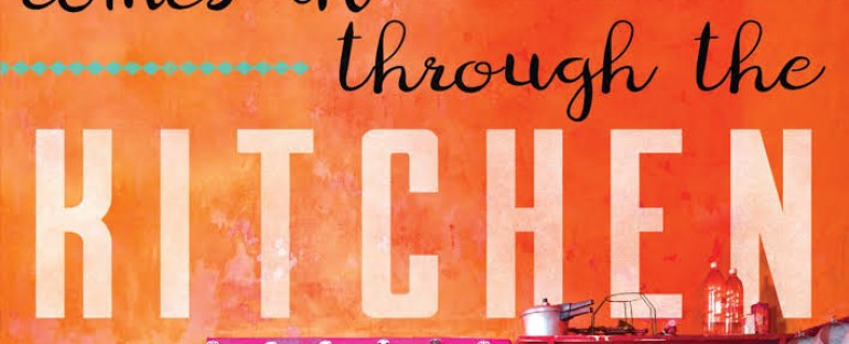 A New Book to Share! DEATH COMES IN THROUGH THE KITCHEN