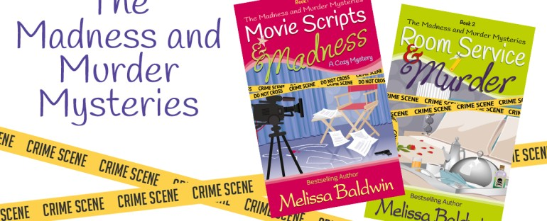 Get Excited: Celebrate a Book Release from Melissa Baldwin
