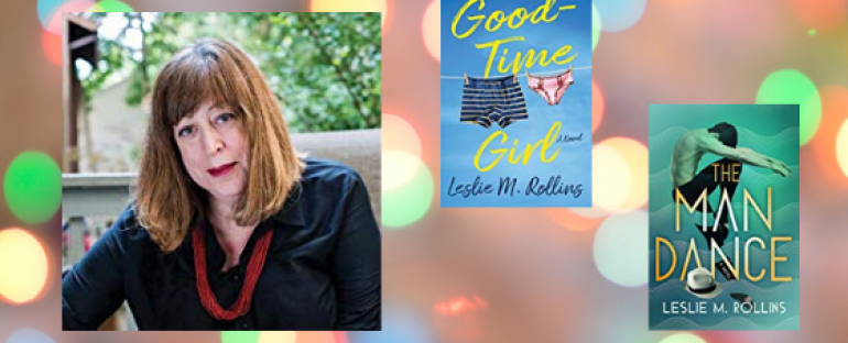Getting to Know You! Author Leslie M. Rollins