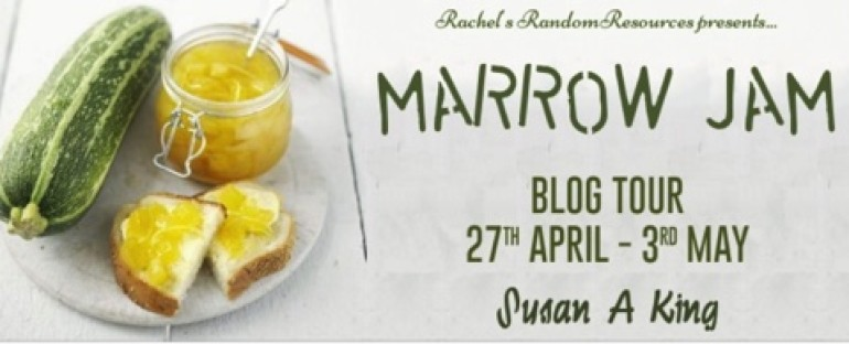 #BlogTour #Marrow Jam by Susan A. King