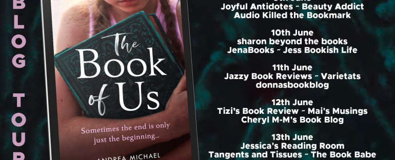 #BlogTour #Review #TheBookofUs