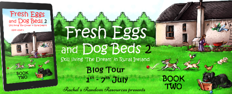 #BlogTour #Review #FreshEggsandDogBeds2