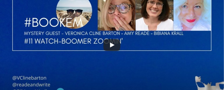 The Authors of #Bookem