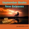 September #NewReleases #Books #Reviews