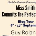 #BlogTour #Review #MissSmithCommitsthePerfectCrime