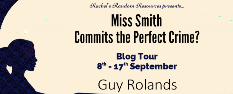 #BlogTour #Review #MissSmithCommitsthePerfectCrime