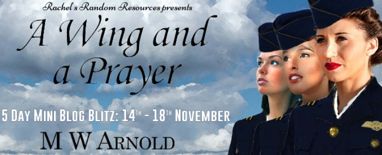 #BlogTour @Rararesources #AWingandaPrayer