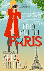 Find You in Paris Book..... </p> 