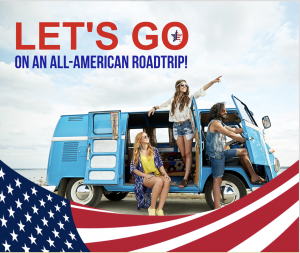 all american road tip