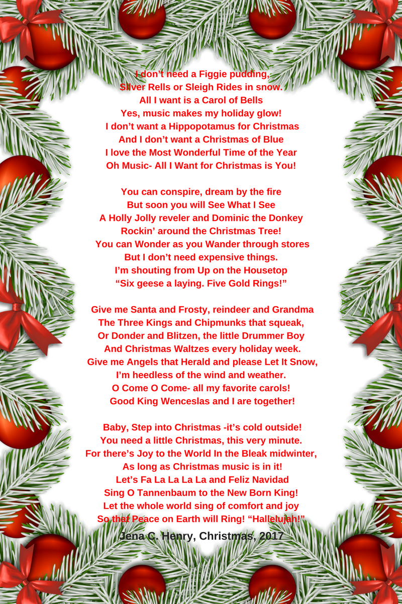 merry christmas and happy holidays to you and your loved ones here are my christmas poems from 2015 and 2016